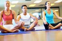 trening na macie do jogi