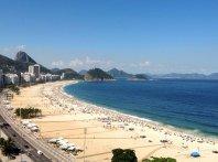 wakacje, plaża, morze