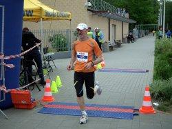 starszy biegacz